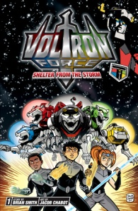 Voltron Force VF